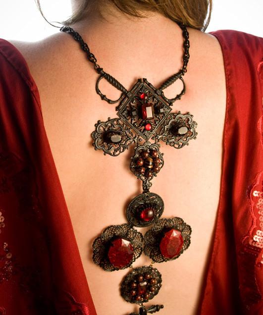 SLJ Boboli Croce Necklace