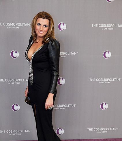 SLJ Necklace at Cosmopolitan Las Vegas