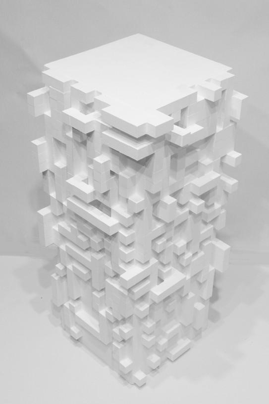 Volume, Space, Rhythm_installation