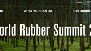 PEFC Promotes World Rubber Summit 2021 Virtual Event