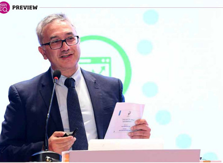 IRSG Secretary-General interview with Motoring Trends