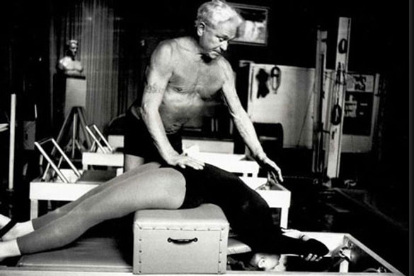 Réponse Pilates - Joseph Pilates