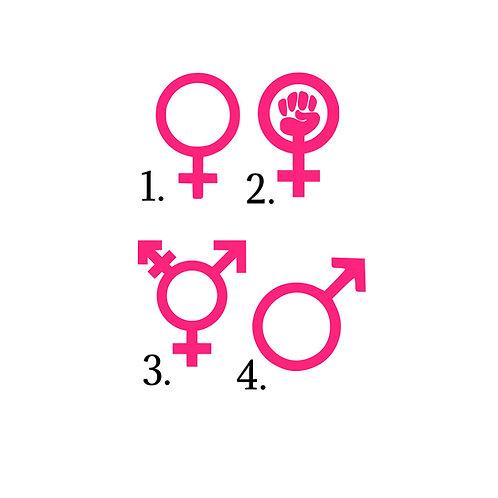 Symbol kön