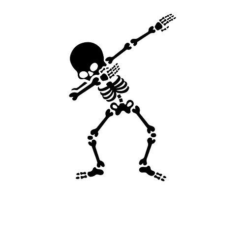 Dabbande skelett