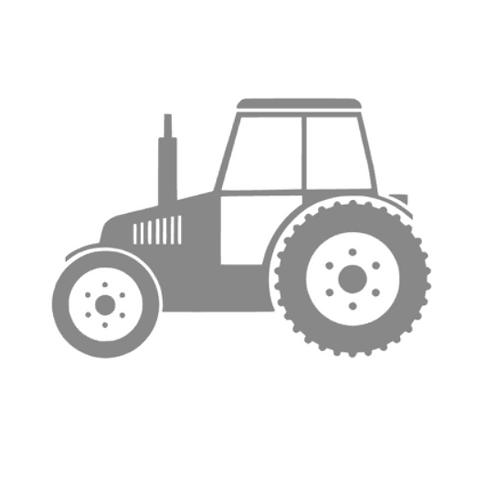 Traktor, väggdekal