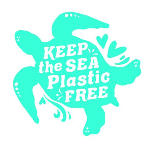 Keep the sea plastic free