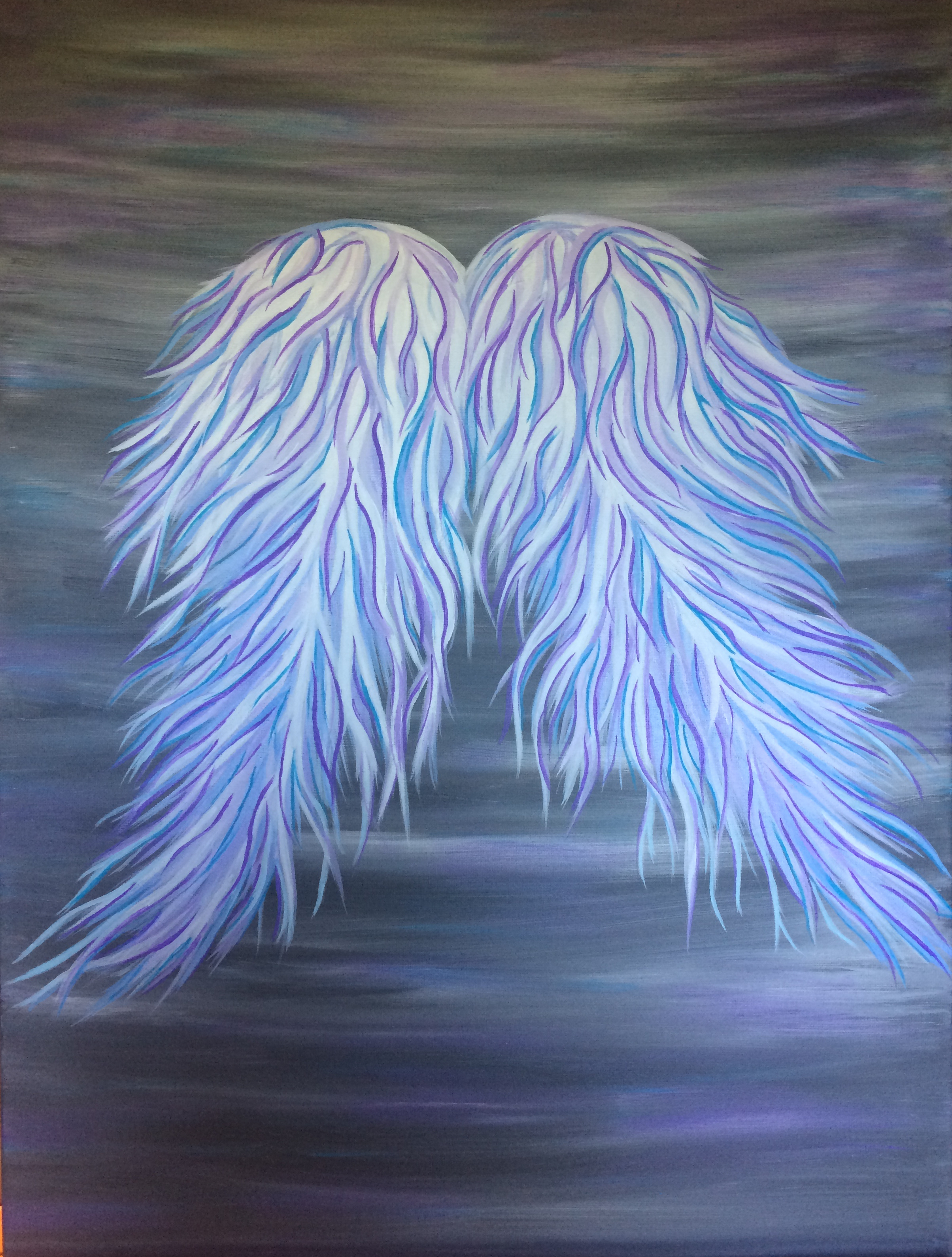 Angel wings- small replicas available $50
