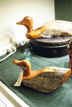 Rustic Ducks