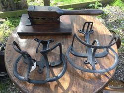 Cork Press and Equestrian Tach Racks
