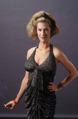 Mx Vivian Bond as Kiki Durane - July 10, 1993