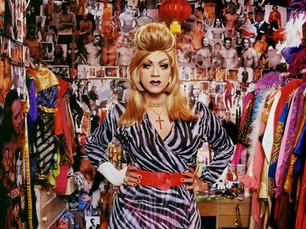 Juanita More - (Hair by Brent Haas, Styling by Todd Hartnett) - October 8, 1996