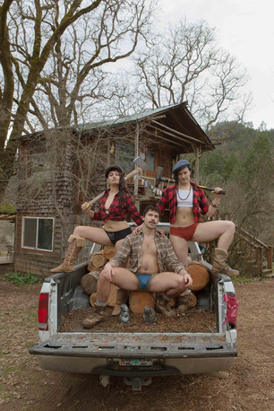Radical Faerie Sanctuary - Forestry Camp - Flicker - Howl - Charli Darling - February 5, 2016