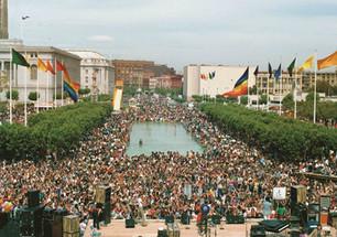 San Francisco LGBT Pride Celebration - June 1980