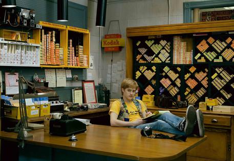 Lucas Grabeel as Dan Nicoletta in Milk the movie - February 11, 2008 (Courtesy of Focus Features, Inc.)