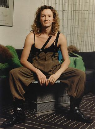 Miss Kitty aka Dan Jones - November 26, 1991