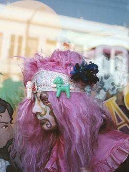Lichen (Angels of Light), Castro Street Fair, August 1975