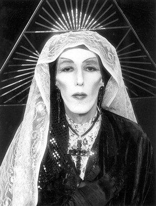 Sister X-tacy Marie Collette - Sisters of Perpetual Indulgence - July 18, 1993