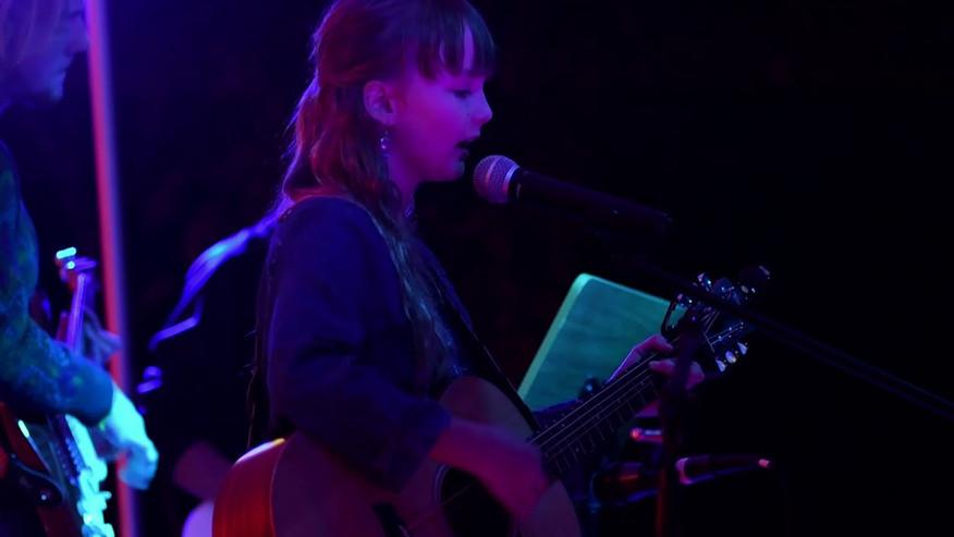 A few songs by Ansley Oakley