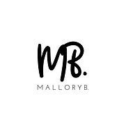 Mallory B. Logo Black Transparent.2png.p