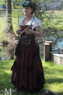 singing at Avalon