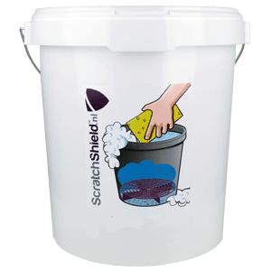 ScratchShield Bucket