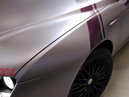 Alfa Romeo DripWrap