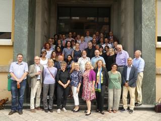 ALEC meeting in Pavia