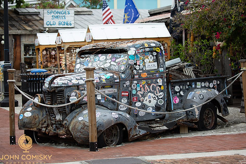Key West - Truck