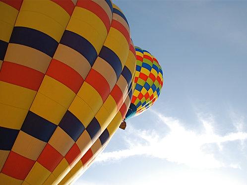 Napa - Two balloons