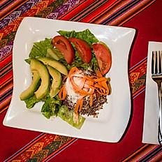 ENSALADA DE QUINUA (Organic Quinoa Salad)