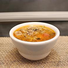 SOPA DE QUINUA (Peruvian Chicken Quinoa Soup)