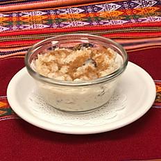ARROZ CON LECHE (Creamy Rice Pudding)