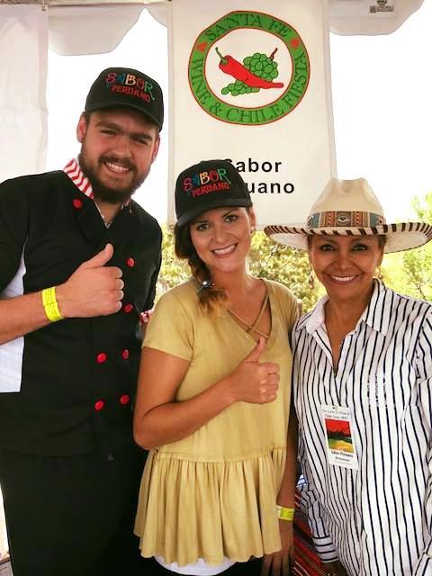Chile and Wine Festival Recap