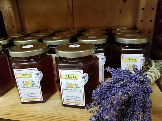 Lavender Infused Honey Glass (12 oz.)