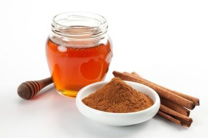 Lip balm Warm bee - Honey/cinnamon