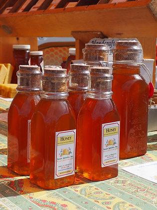 8 oz wildflower honey Apothecary