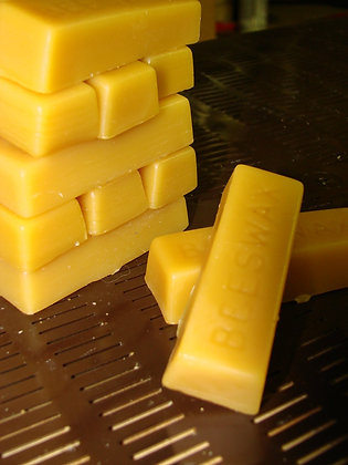 Beeswax bar