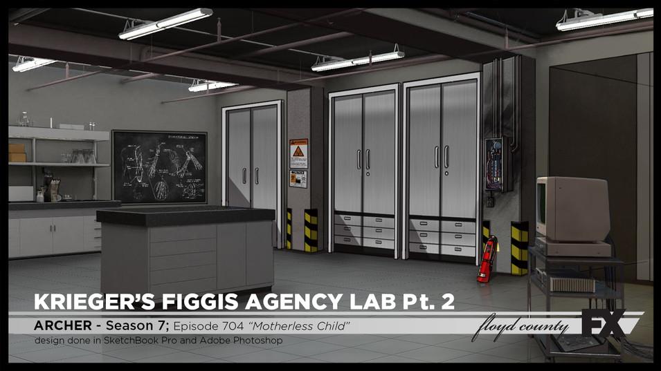 Krieger's Figgis Agency Lab - Reverse
