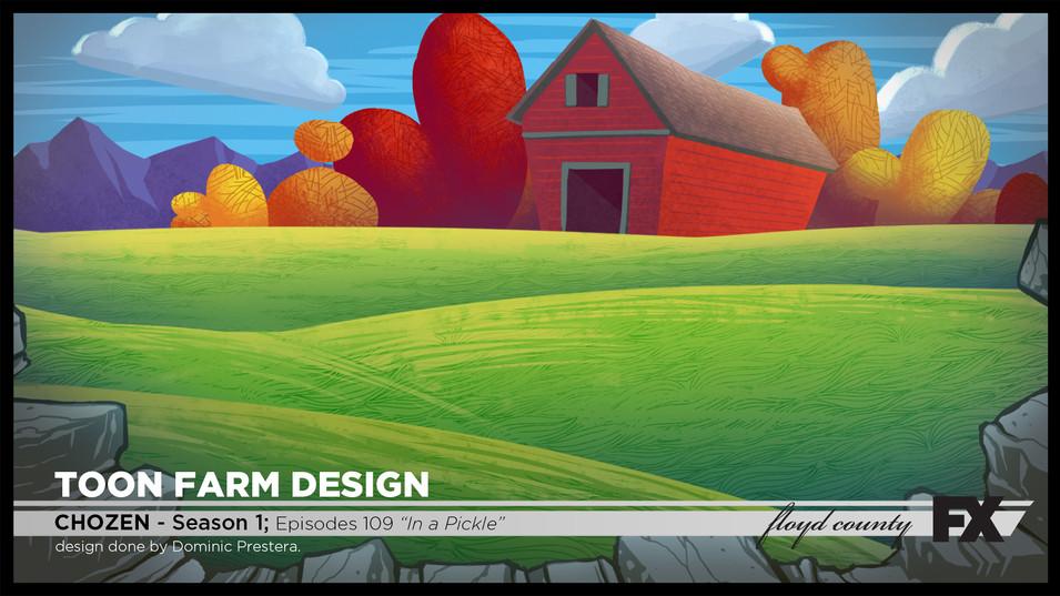 Toon Farm Design