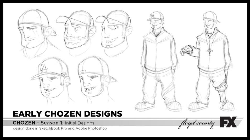 Early Chozen Design