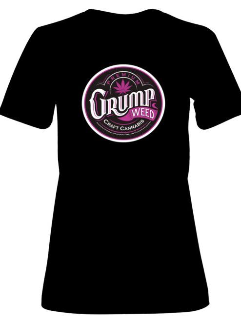 Women's Pink/Back T-shirt