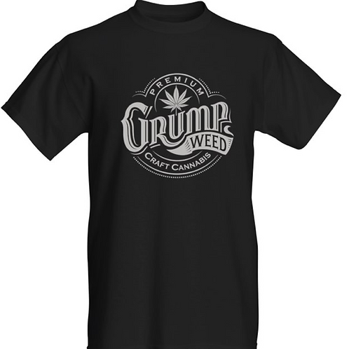 Black/Grey Logo T-shirt