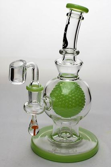 8 in. genie Sphere in a Sphere bubbler