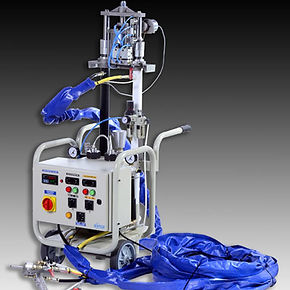 maquina poliuretano