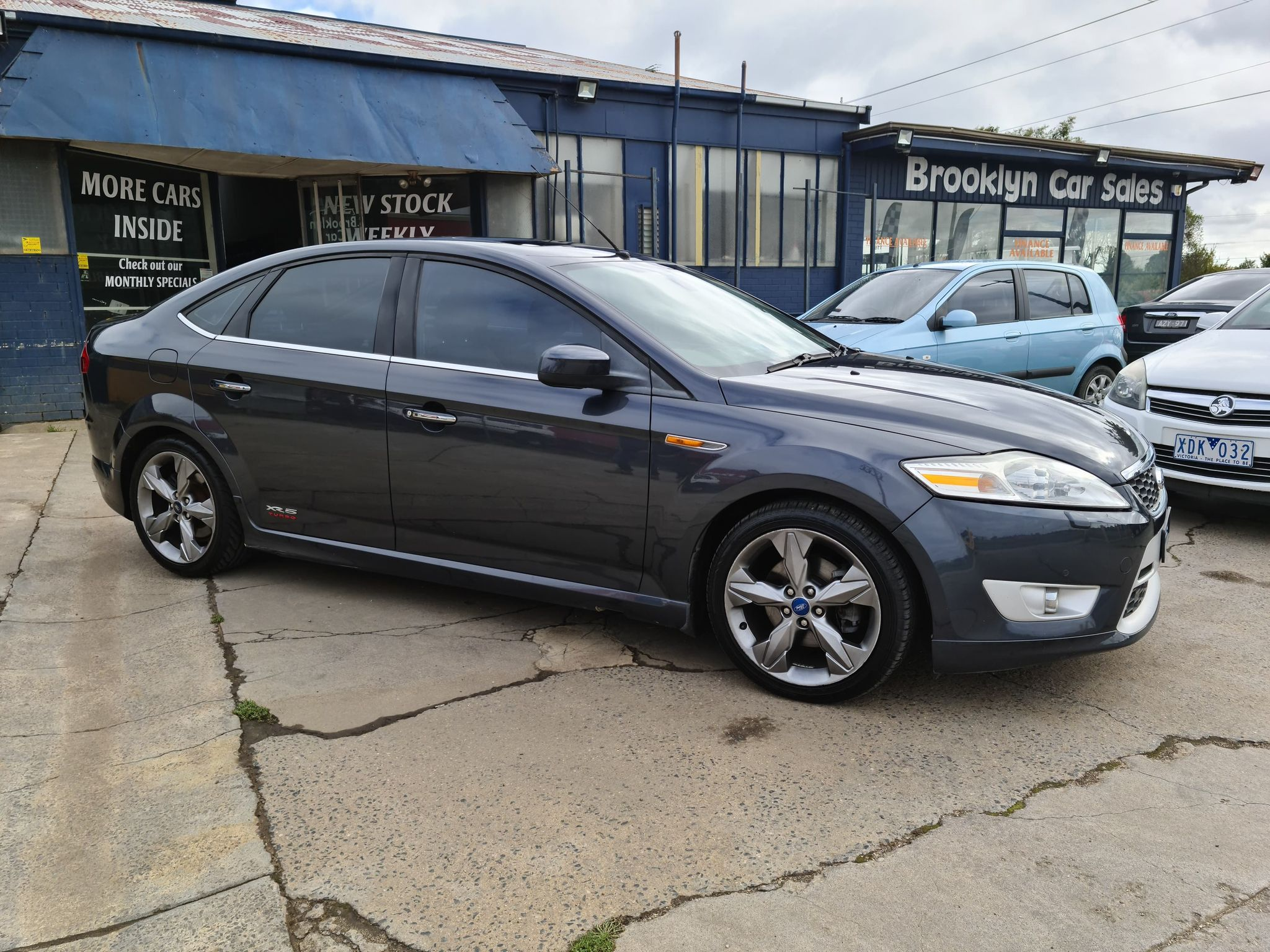 FORD MONDEO (1)