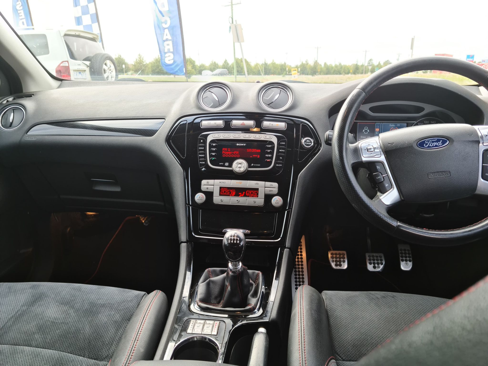 FORD MONDEO (6)