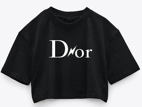 Camiseta DIR Negra