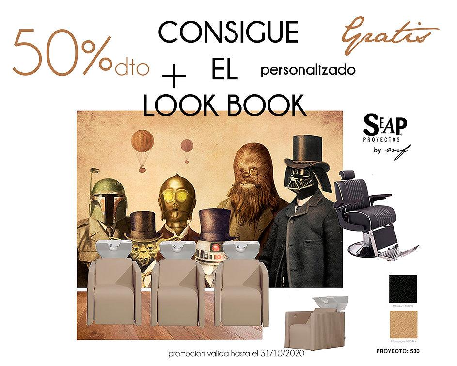 SEAP LOOK BOOK GRATIS COMPRA SALON CABAL