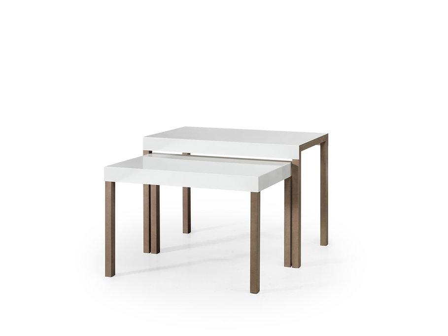 Mesas escaparate