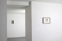 Installation view X(Ir) show at Nag